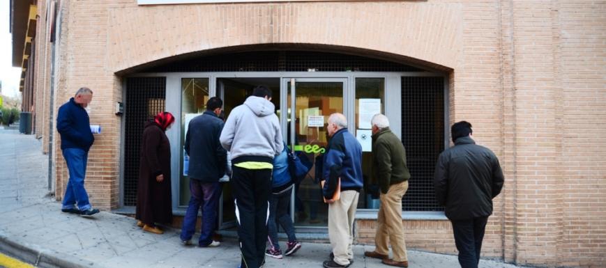 Oficina del Sepecam en Toledo
