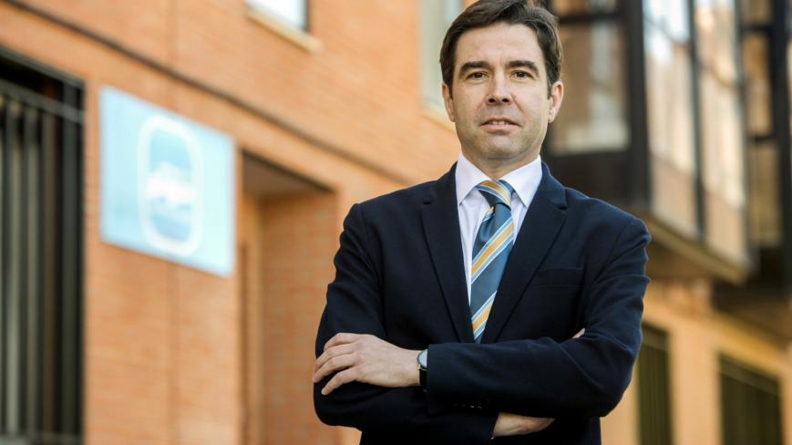 Lorenzo_Robisco,_diputado del Partido Popular en las CLM