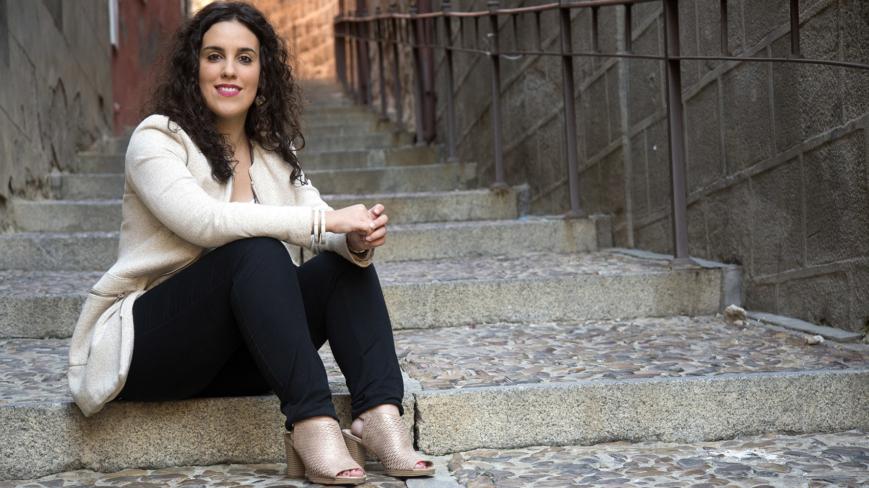 Inés Sandoval, concejal de Empleo e Igualdad en el Ayuntamiento de Toledo