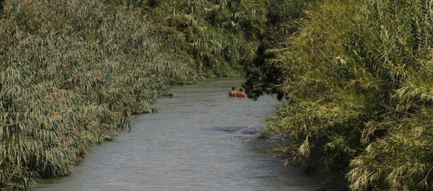 La trama del agua en la cuenca del Segura
