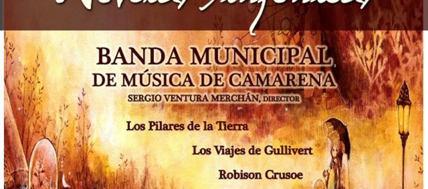 La Banda Municipal de Camarena ofrece el concierto