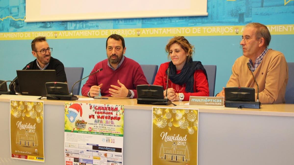Una carrera solidaria en Torrijos (Toledo) ayudará a los niños con ...