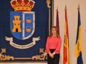 La concejala Eva María Rodríguez