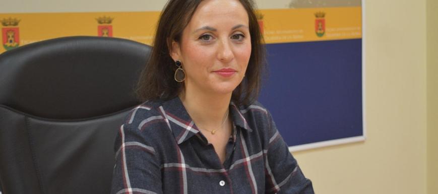 María Rodríguez, contenta porque no habrá gasolinera
