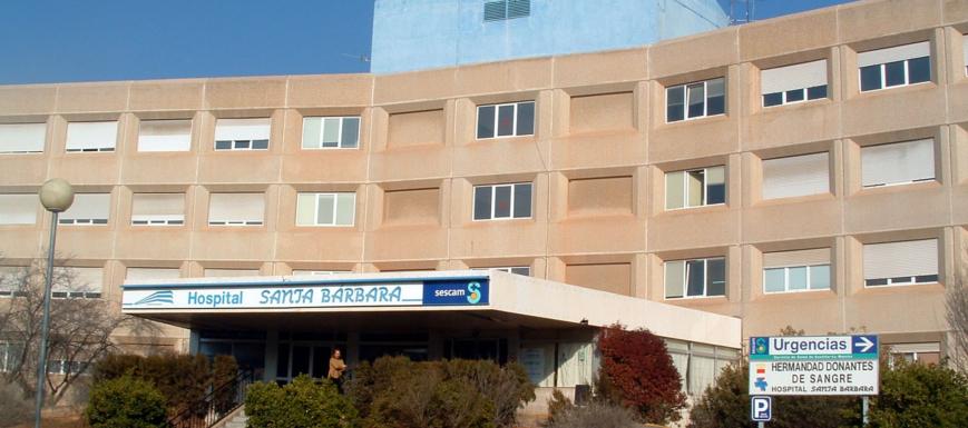 Hospital de Santa Bárbara, de Puertollano