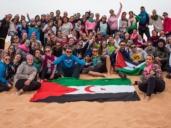 """Desde Ciudad Real a un campo de refugiados saharauis, un lugar donde """"no crecen plantas pero florecen personas"""""""