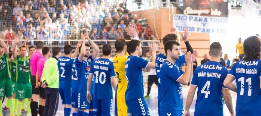 El FS Valdepeñas tiene dos finales para hacerse con la liga