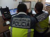 Detenido un joven de 21 años en la provincia de Toledo por acoso a menores por Instagram