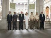 Cospedal inauguró la nueva iluminación el Museo del Ejército