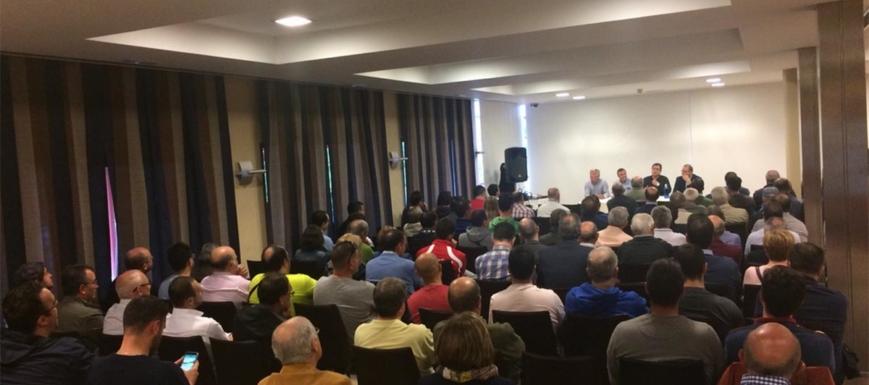 Asamblea Ordinaria del Liberbank Ciudad Encantada