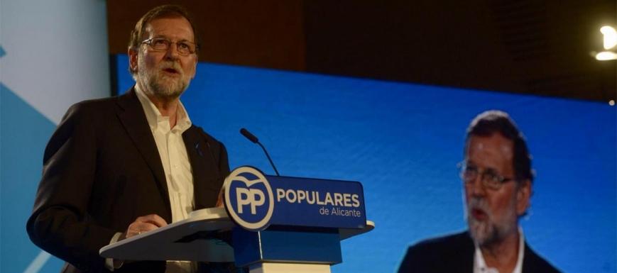 Rajoy quiere que siga el trasvase
