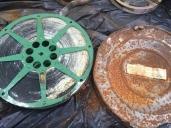 Las películas de Toledo con casi 100 años de historia abandonadas en un solar durante ocho años