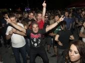 """Las """"maneras de vivir"""" de Rosendo, """"loco por incordiar"""" ante miles de fans en Toledo"""
