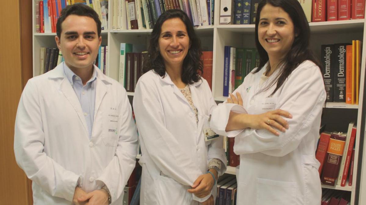 Dermatólogos de Toledo, premiados por su labor con la psoriasis y la ...