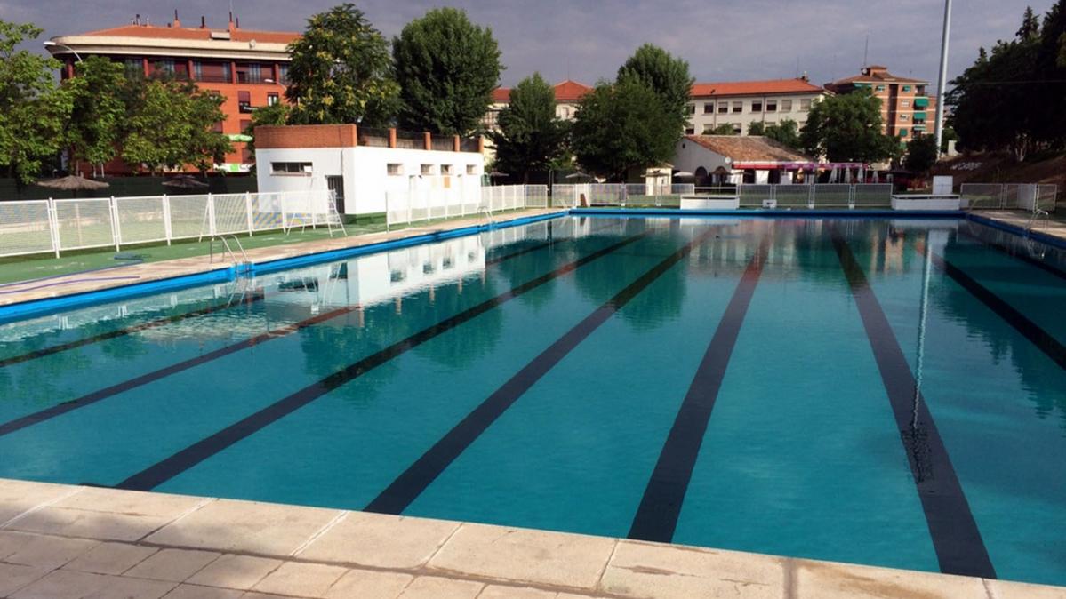 Las cinco piscinas municipales de toledo se abren el s bado 16 de junio enclm - Piscina municipal toledo ...