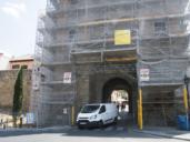 El lunes 16 se cierra la Puerta del Cambrón: ¿serán estas las últimas imágenes de los coches atravesándola?