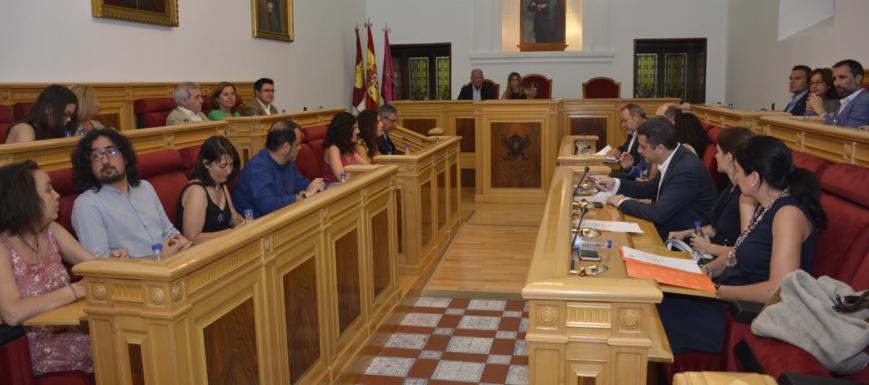 El Ayuntamiento de Toledo incumple la ley en materia de igualdad, según CCOO