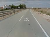 Mueren dos personas en un accidente en la A-4, en Tembleque (Toledo)