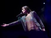 Que corra la música, las fotos del apasionante concierto de Luz Casal en Toledo