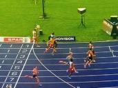 Lucas Búa no consigue el pase a la final de 400 metros en el Campeonato de Europa
