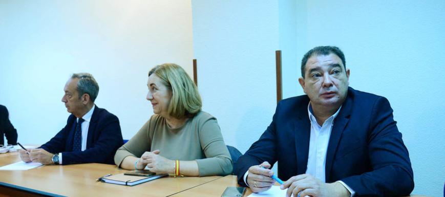Manuel Fernández será el presidente del Grupo Popular en la Diputación de Toledo