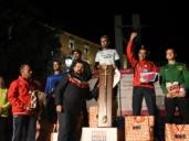 """Ricardo Serrano y Sonia Labrado, vencedores de """"La Nocturna de Toledo"""""""