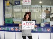 Vendido en Guadalajara un primer premio de la Lotería Nacional dotado con 600.000 euros