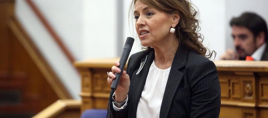 Aurelia Sánchez: la reparación del Hospitalito del Rey, en marcha