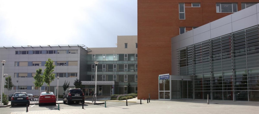 Imagen del Hospital Mancha Centro
