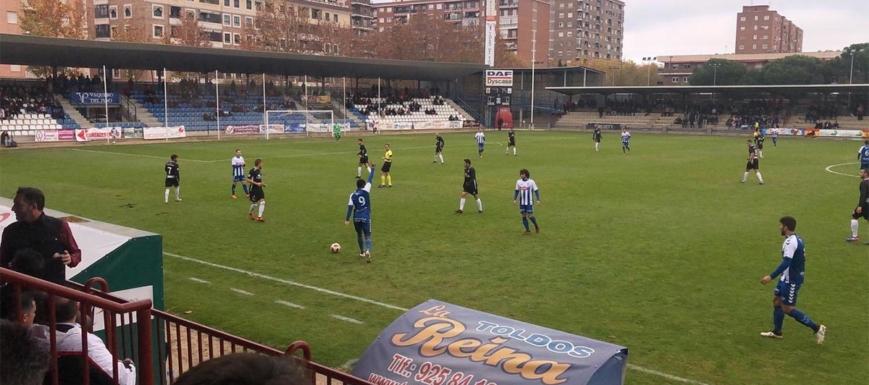 El Talavera se dejó tres puntos contra el Linense