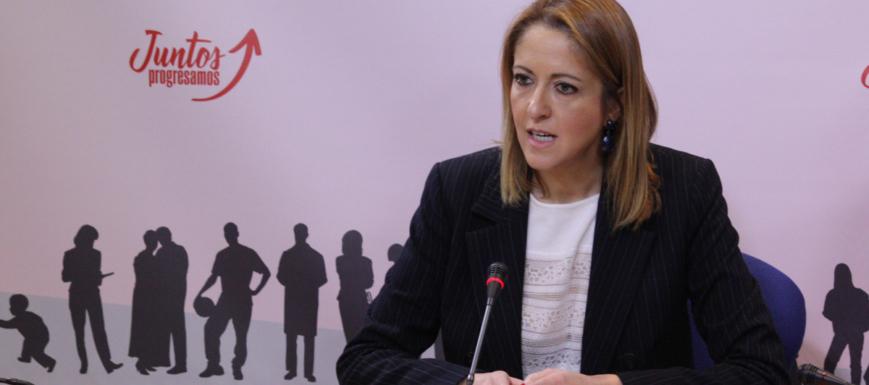 Cristina Maestre, número 10 en la lista del PSOE a las elecciones europeas