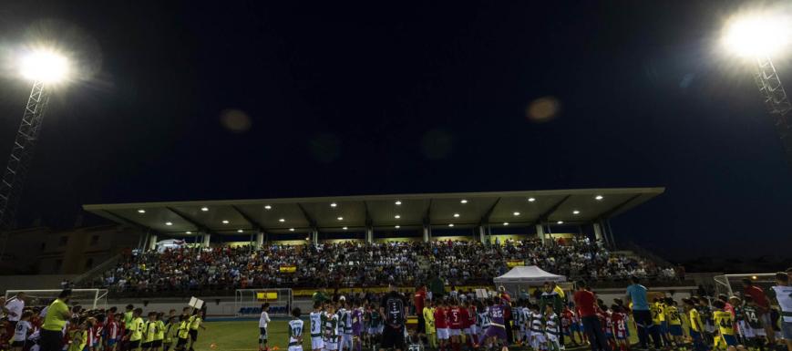 Campeonato de fútbol prebenjamín y chupetín de Argés
