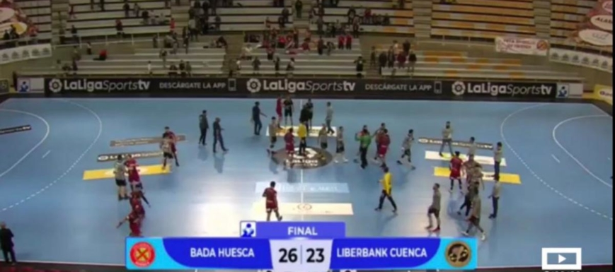 Justa derrota del BM Liberbank Cuenca