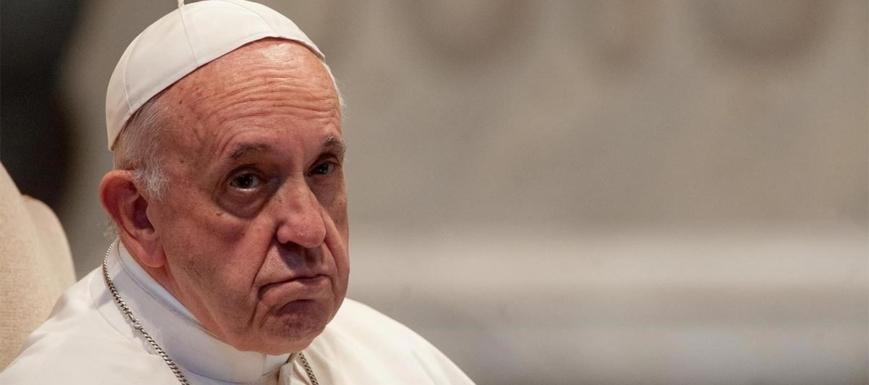 El Papa Francisco, que ha expulsado de la Iglesia al sacerdote de Ciudad Real