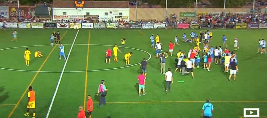 El Villarrubia logró el hito de subir a Segunda División B