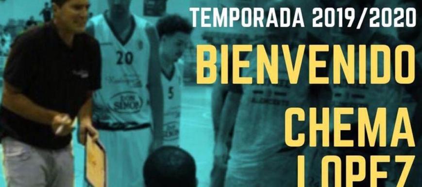 Chema López nuevo entrenador del CB Ciudad Real