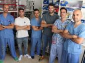 Enfermeros de Toledo, premiados por un trabajo sobre cuidados de heridas complejas