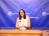 María Roldán, en Rueda de Prensa