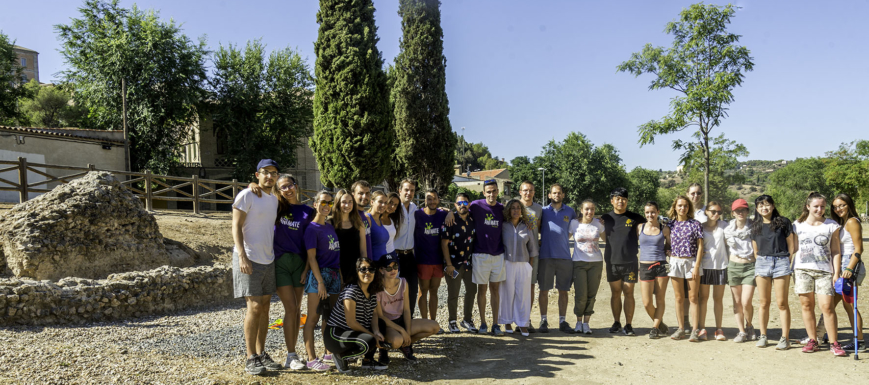 Visita_Campo_Trabajo_Circo_Romano_