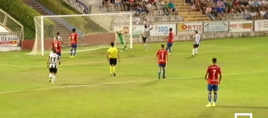 El Villarrobledo, a seguir ganando (foto de esta temporada)
