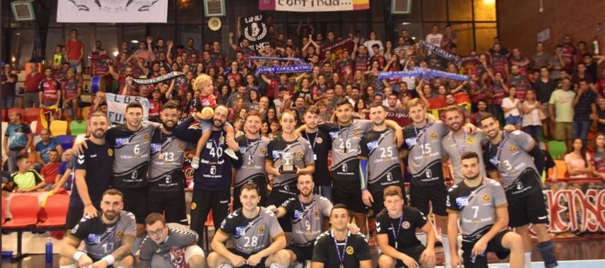 El Liberbank Cuenca, subcampeón de la Supercopa