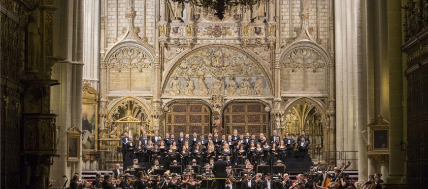 concierto mater de Rossini