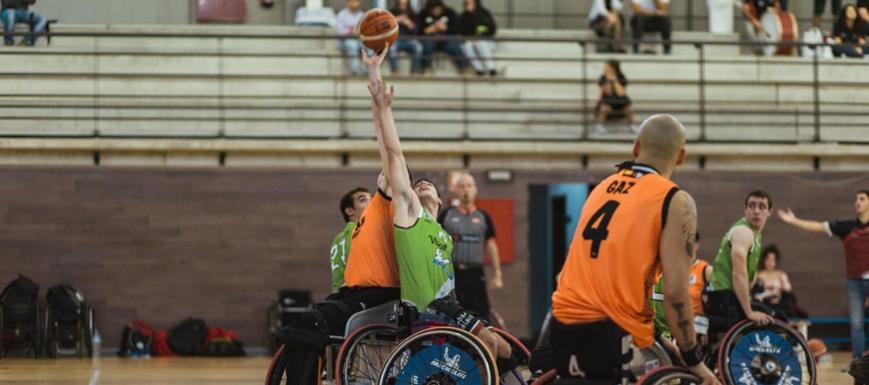 El BSR Amiab Albacete ganó en la cancha del Rincón Amivel