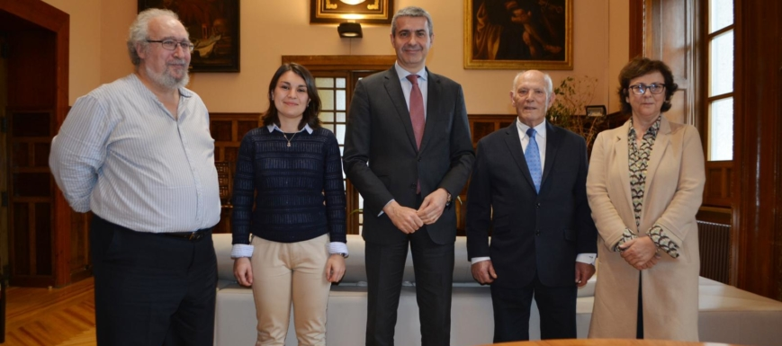 Álvaro Gutiérrez tras su reunión con Adepar