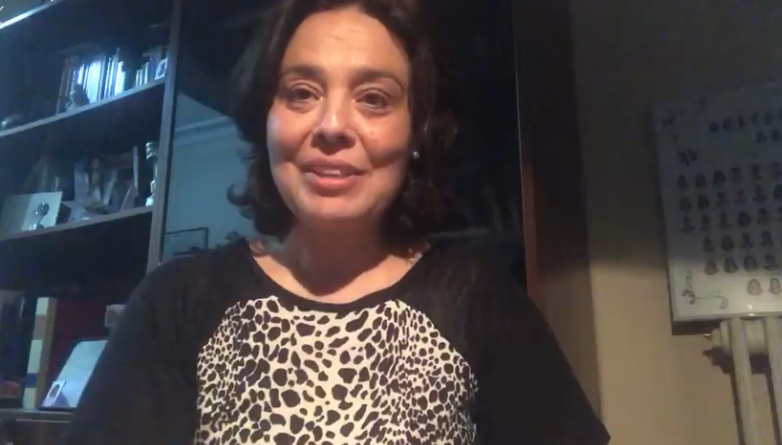 Pilar Zamora, alcaldesa de Ciudad Real